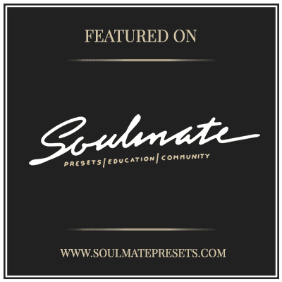 SOULMATE PRESETS FEATURED BADGE